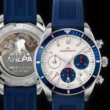 Noble Swiss watch